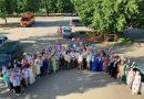 """Interešu kopa """"Romaška"""" piedalījās festivālā """"Šūpojamies dziesmā"""" Silenē"""